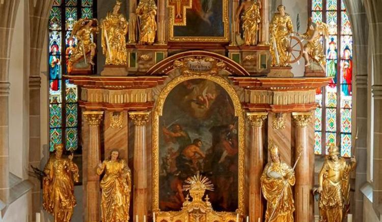 Altar (© Pfarre Windischgarsten)
