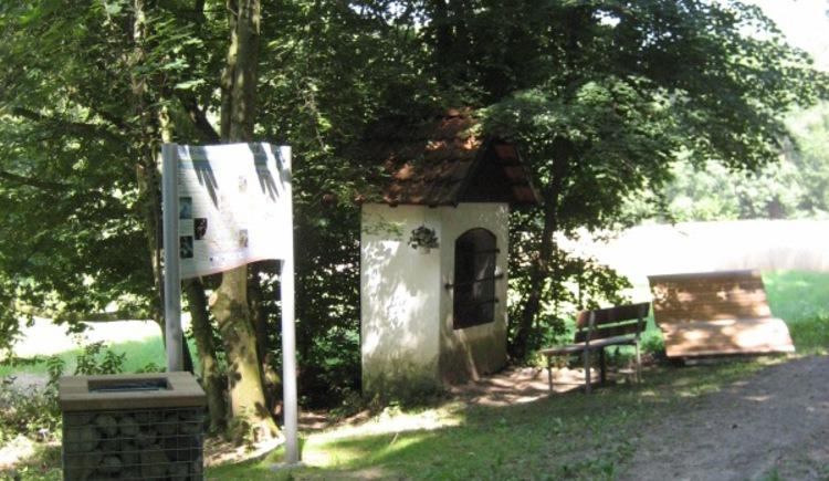 Rastplatz Reichenbach/Teufelskapelle