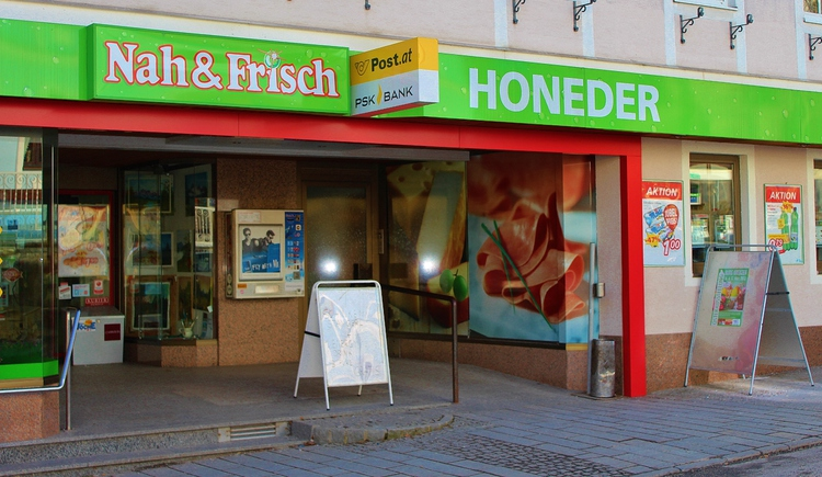 Nah&Frisch Honeder