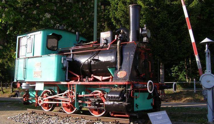 Lok (© Mühlkreisbahnmuseum)