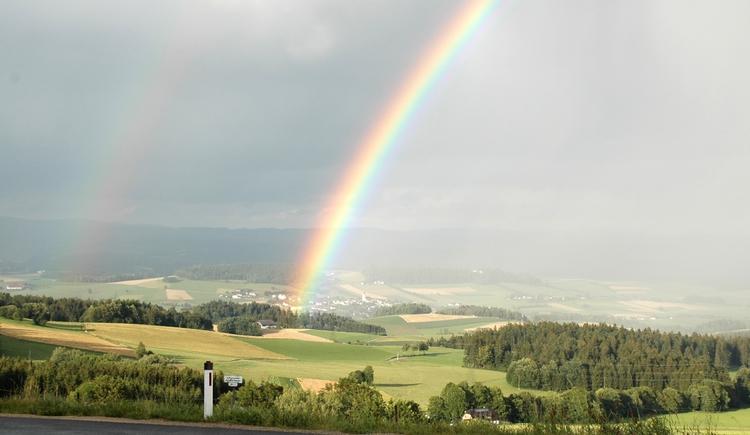 Regenbogen (© Lindorfer)