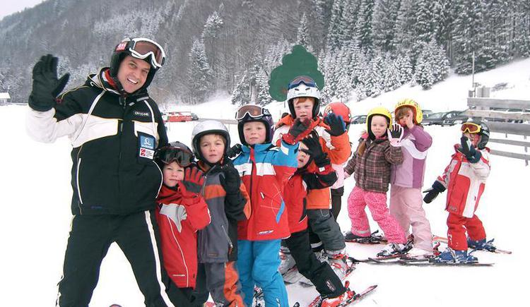 Ski lessons for children - Ski school Sport Franky