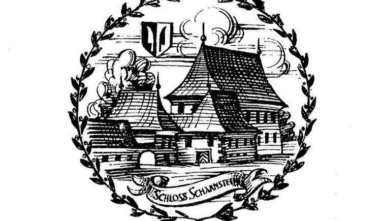Schloss Scharnstein Stich