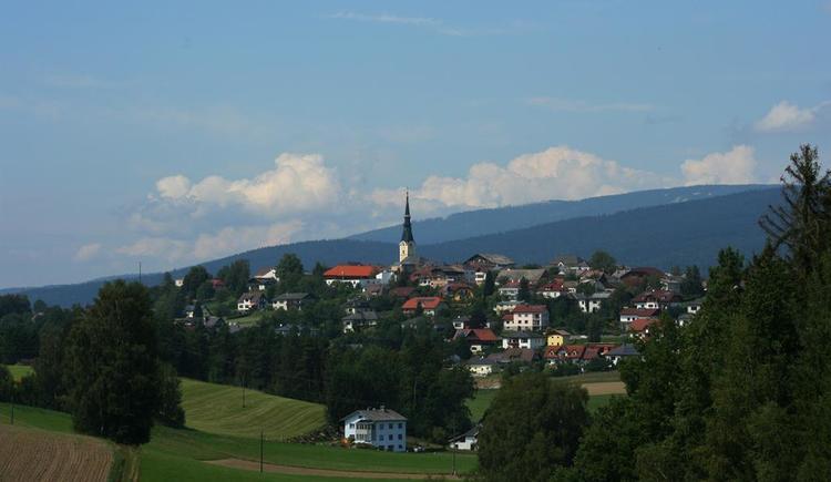 Ulrichsberg Ortschaft (© TVB Böhmerwald)