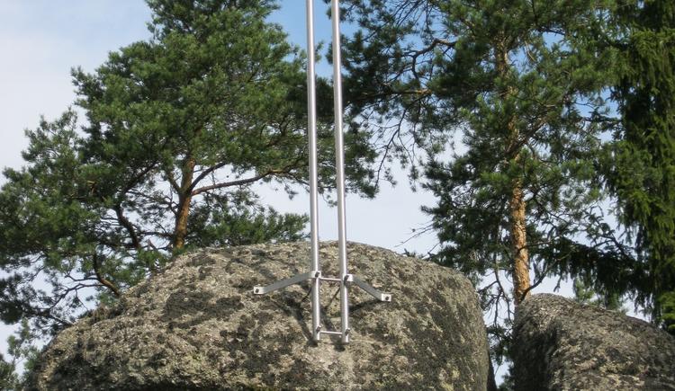 Gipfelkreuz am Herrgottsitz