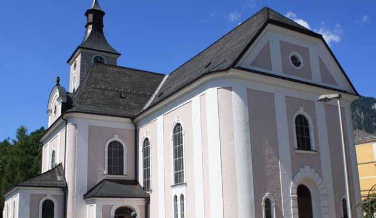 Pfarrkirche Ebensee (© Tourismusbüro Ebensee, Spengler)