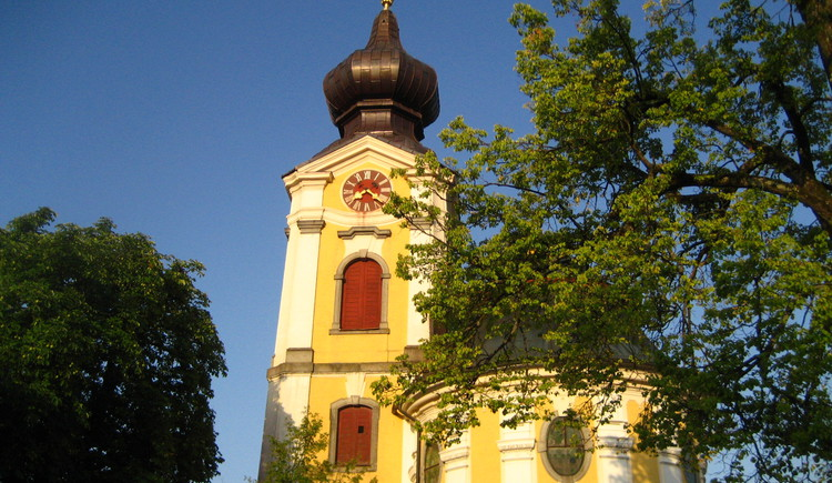 Schlosskapelle (© Gemeinde Hagenberg)