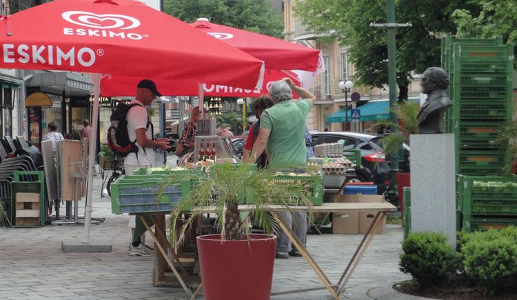 Bauernmarkt Bad Ischl (© Tourismusverband Bad Ischl)