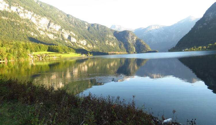 Genießen am Hallstätterssee