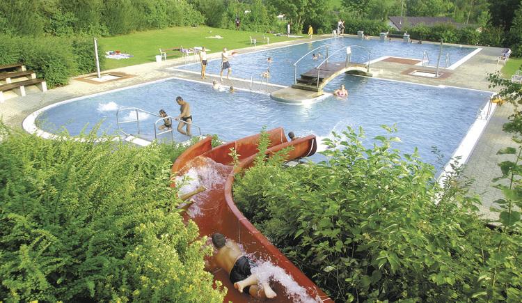 Freizeitzentrum Bad (© Tourismusverband Bad Kreuzen)