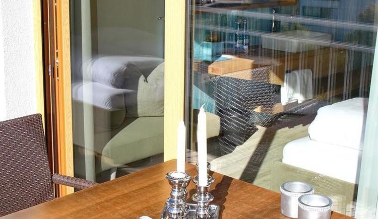 Balkon-Hotelzimmer