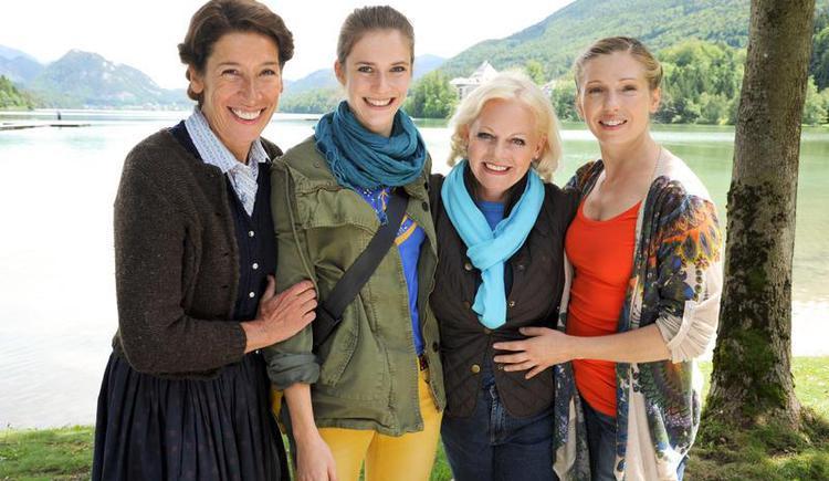 Vier Frauen und ein Todesfall (© ORF - DOR Film Produktion GmbH)