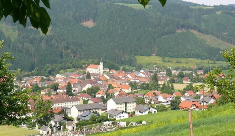 Bad St. Leonhard im Lavanttal (© Verein BENEDIKT BE-WEG-T)