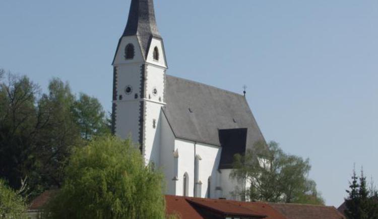 Pfarrkirche Taufkirchen an der Pram (© Vianovis)