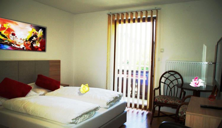 Doppelzimmer (© Gasthof-Pension Altmühl)