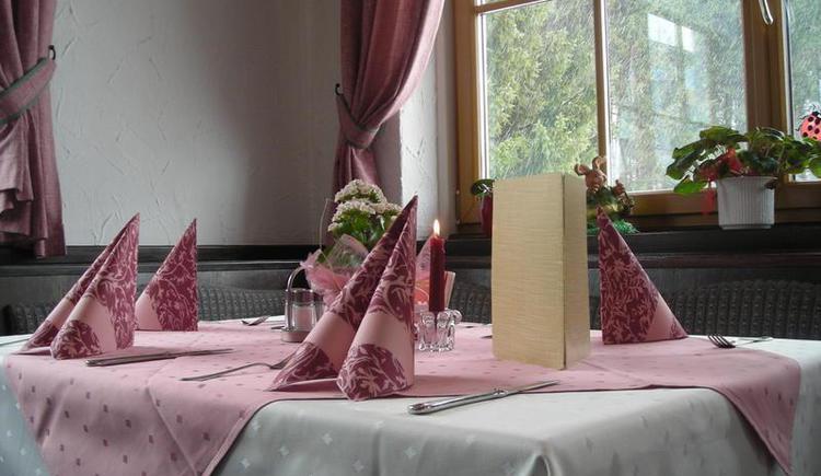 Gemütliche Gaststube (© Gasthof Botenwirt Faistenau)