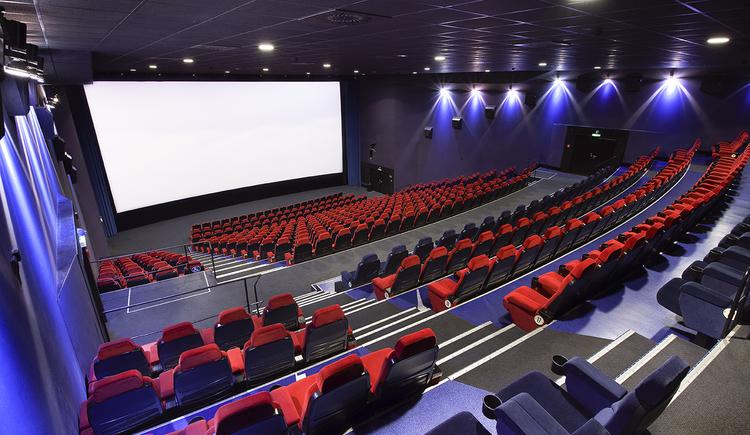 Kinosaal Cineplexx Linz