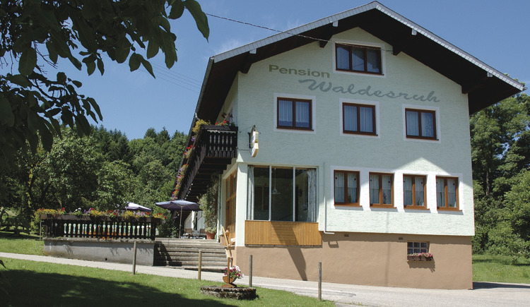 Pension Waldesruh, Ampflwang