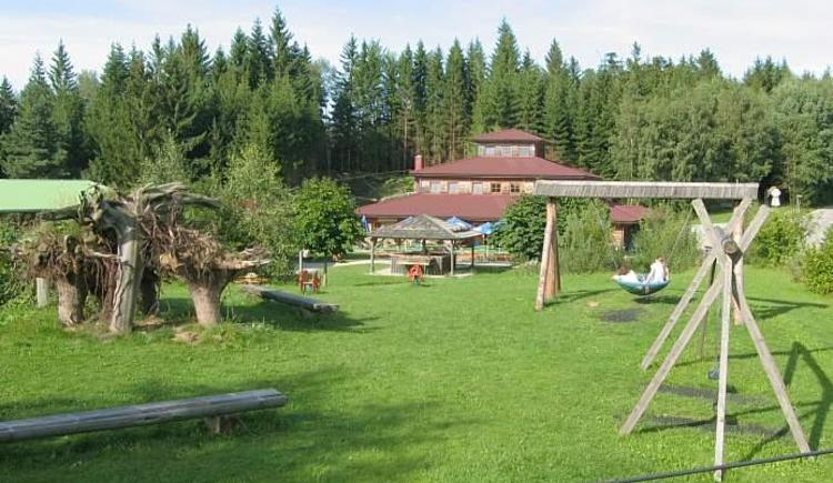 Spielplatz Jagdmärchenpark Hirschalm