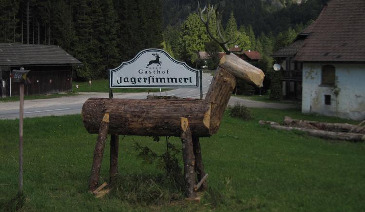 Jagersimmerl (© Gisbert Rabeder)