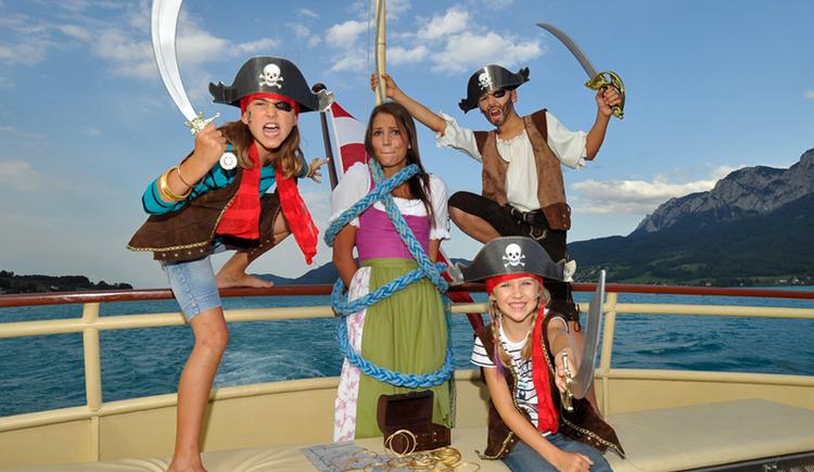 Piratenschiff - Attersee Schifffahrt