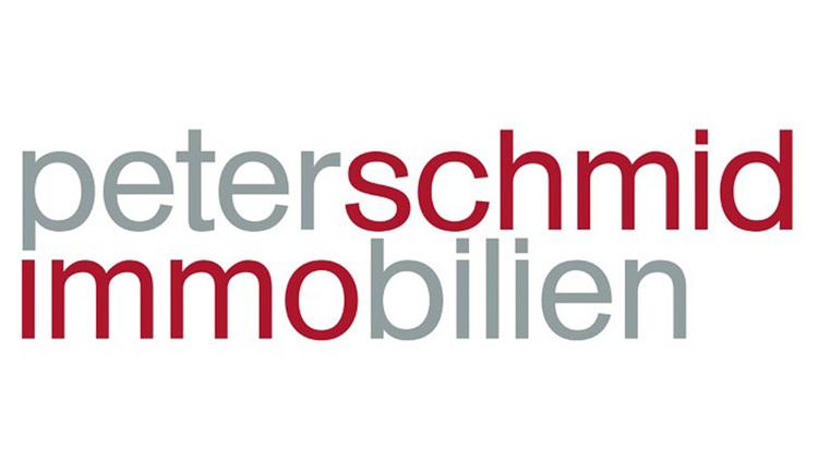 Logo: Peter Schmid Immobilien