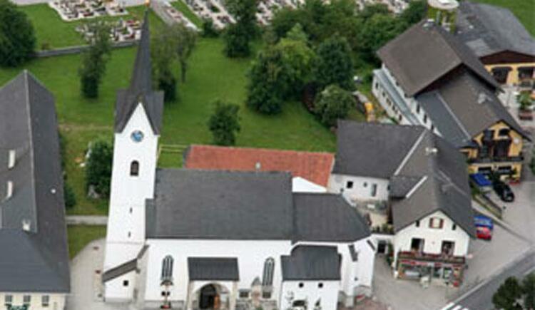 Pfarrkirche Gschwandt (© Foto Sternberger)
