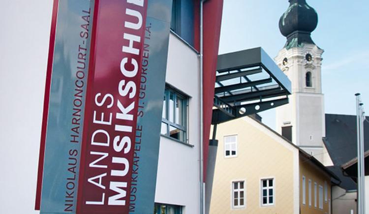 Landesmusikschule St. Georgen im Attergau