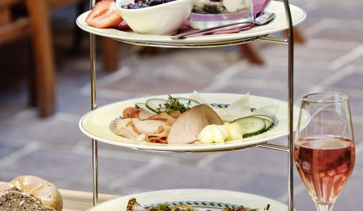 Frühstückstürmchen (© Hotel Mader)