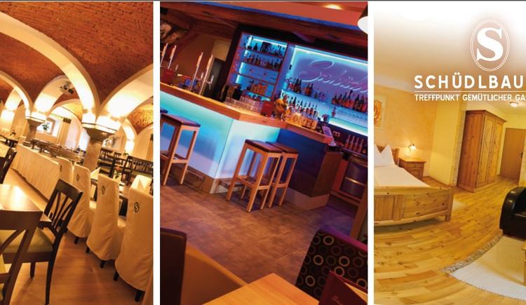 Gasthof-Restaurant-Bar Schüdlbauers (© Schüdlbauers)