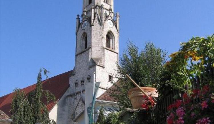 Wallfahrtskirche Maria Buch (© Verein BENEDIKT BE-WEG-T)