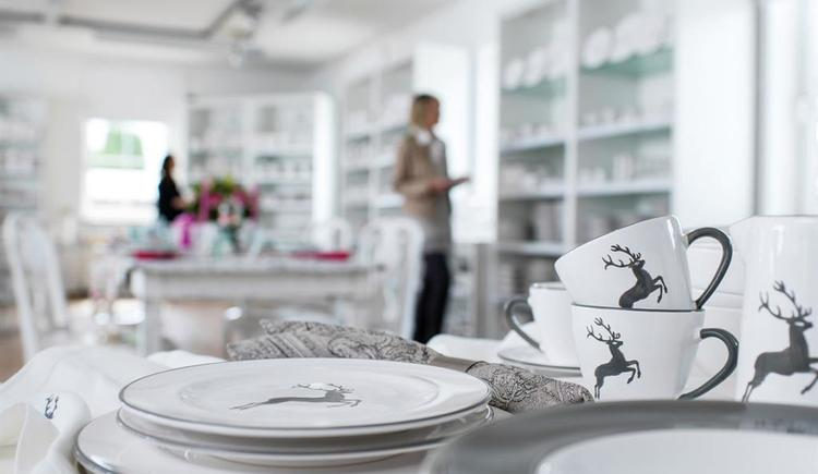 Einkaufswelt Gmundner Keramik (© Gmundner Keramik)
