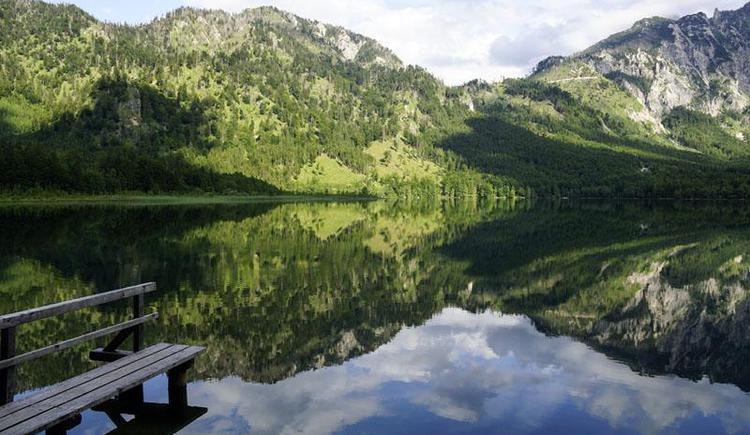 rechte Uferseite (© Fotoklub Ebensee, Vilsecker)