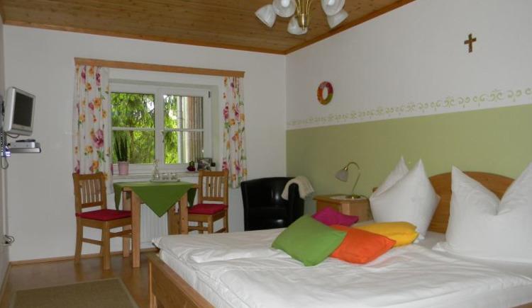 Doppelzimmer Wiesengrün