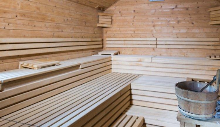 Sauna (© Leonfeldnerhof)