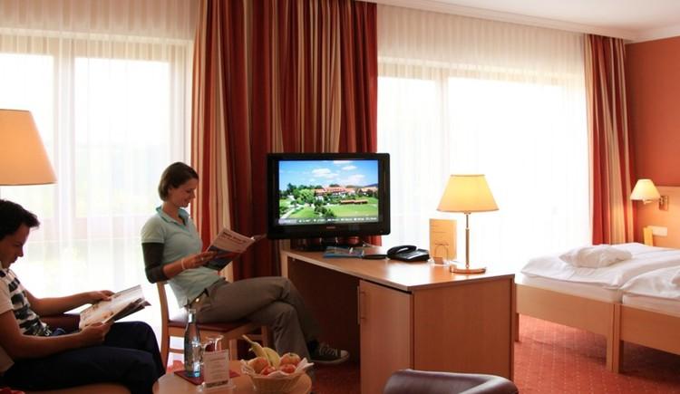 Zimmer im Golf- und Landhotel Anetseder (© Anetseder)