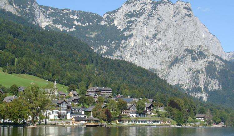 Grundlsee (© Tourismusverband Ausseerland - Salzkammergut/Gornikiewicz)
