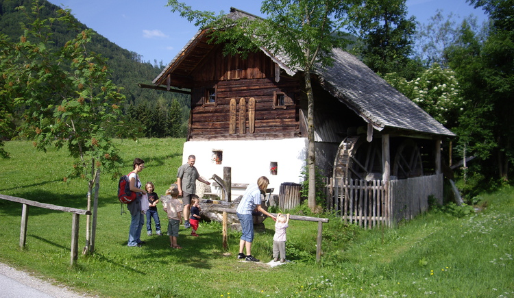 (© Tourismusverband Ebenau)