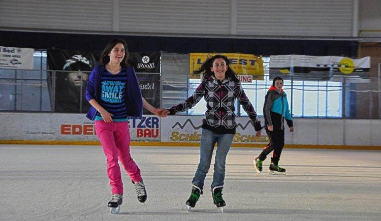 Eislaufen (© Stadtgemeinde Gmunden)