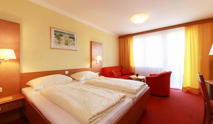 Zimmer Hotel Lohninger-Schober, Hipping. (© Hotel Lohninger-Schober)