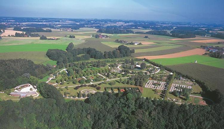 Der erste Nutzpflanzenpark Europas, 100.000 qm Gärten, Tiere und Action