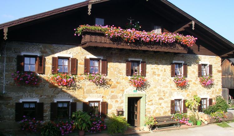 Bauernhaus Moadl (© Barbara Foltan)
