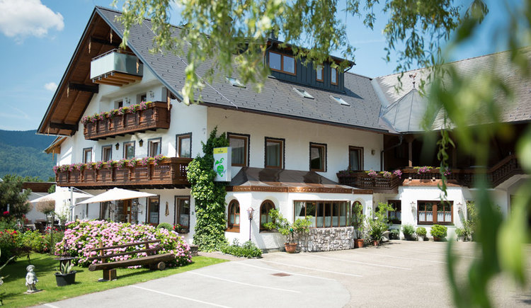 look at the Pension Irlingerhof