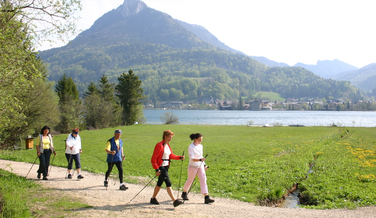 Nordic Walking (© Tourismusverband Fuschl am See)