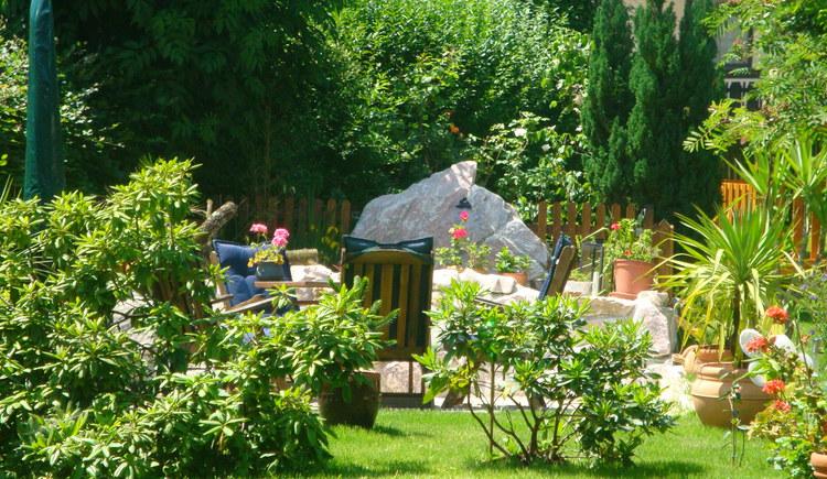 Garten (© Elmer)