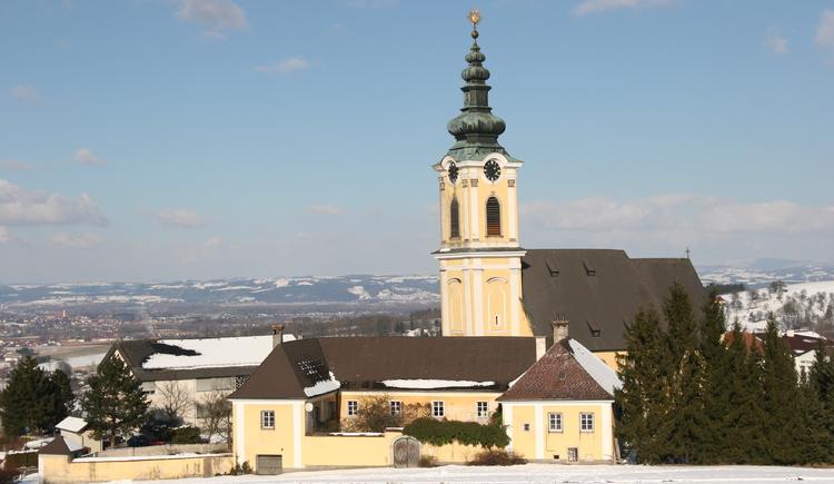 Wallfahrtskirche Maria Scharten ©Rumersdorfer.JPG