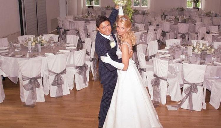 sagJa - Hochzeitsplanerin Gabi Socher Festsaal (© sagJa - Hochzeitsplanerin Gabi Socher)