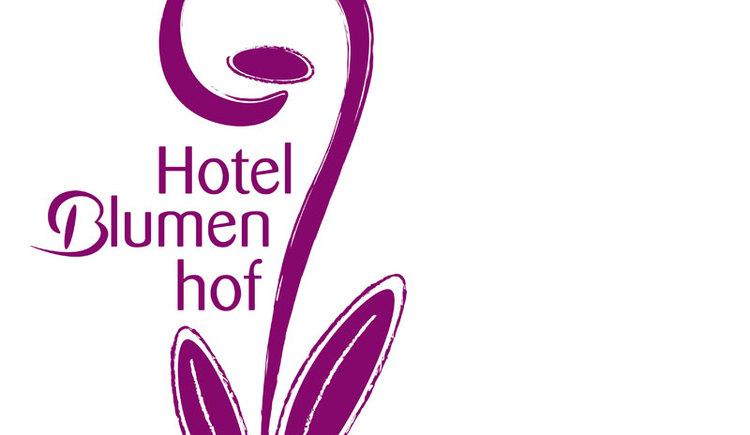 Logo Blumenhof. (© Hotel Blumenhof GmbH)