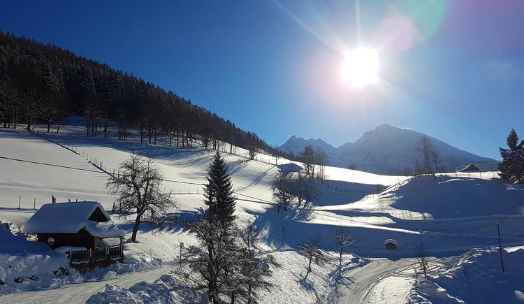 Winter am Zottensberg (© Sulzbacher)