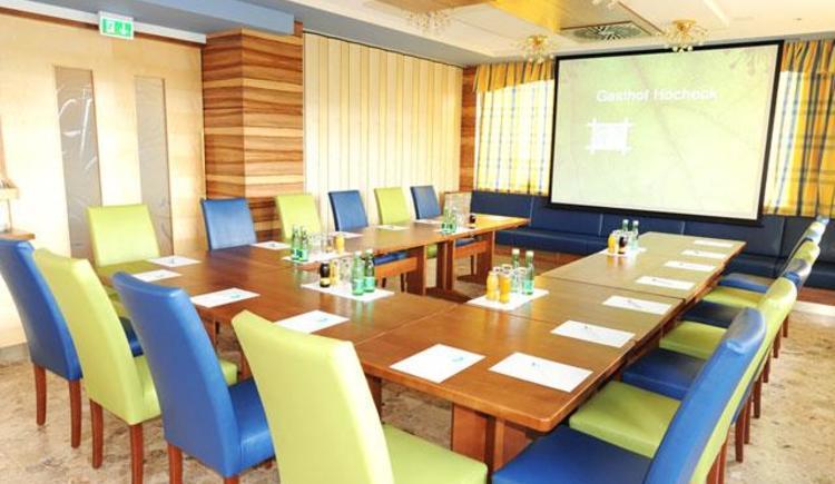 Restaurant - Seminarraum (© Hotel Hocheck)
